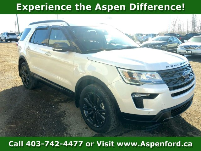 2019 Ford Explorer Xlt 4wd (8470) Main Image