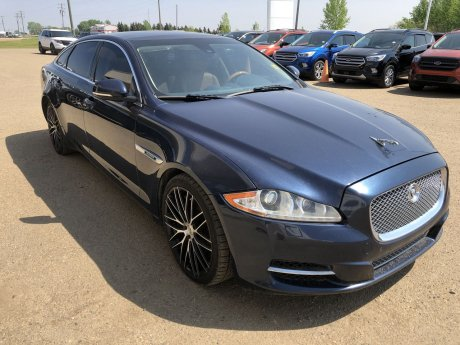 2011 Jaguar Xj XJL SUPERCHARGED 470HP!