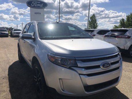 2014 Ford Edge SEL, SYNC 2, LEATHER/SUEDE SEATS