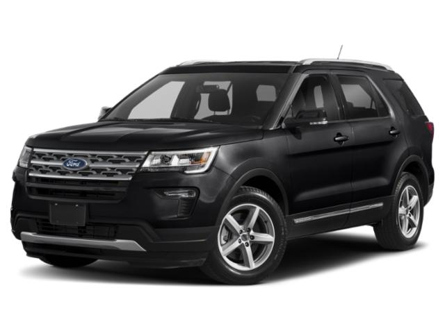 2018 Ford Explorer Sport (8527A) Main Image