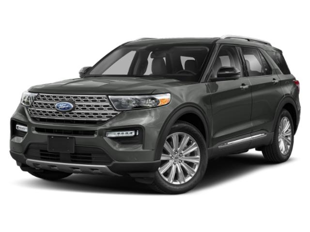 2020 Ford Explorer Limited (8679) Main Image