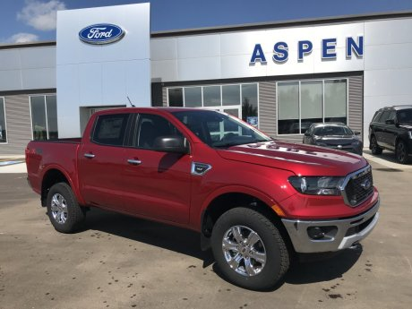 2020 Ford Ranger XLT - Chrome Package