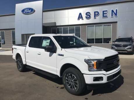 2020 Ford F-150 XLT - Sport Package