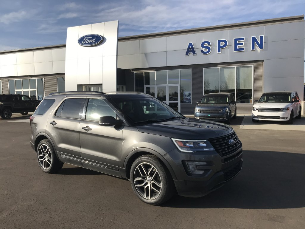 2016 Ford Explorer Sport - 3.5L ECO Boost (P2154) Main Image