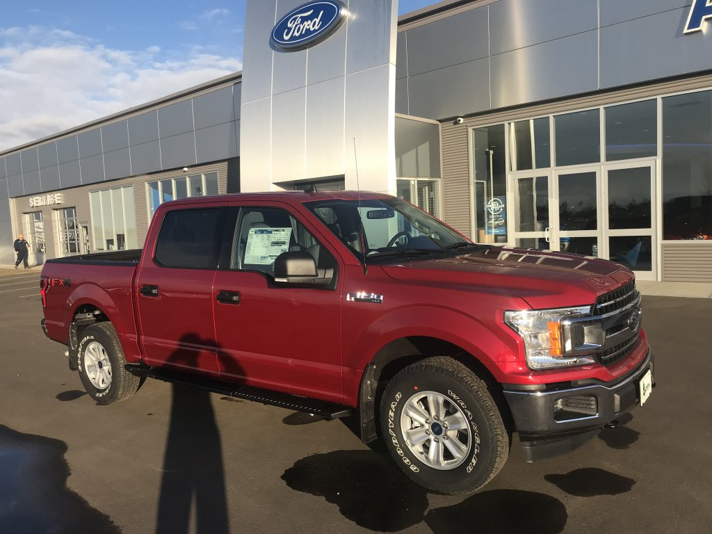 2020 Ford F-150 XLT (8835) Main Image