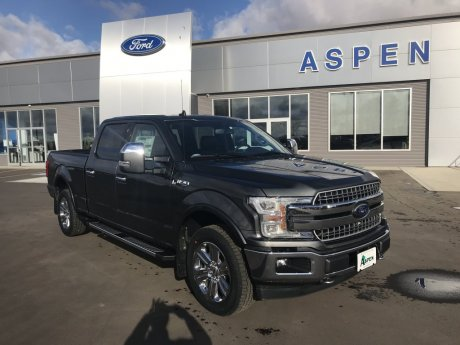 "2020 Ford F-150 Lariat - 6.5"" Box"