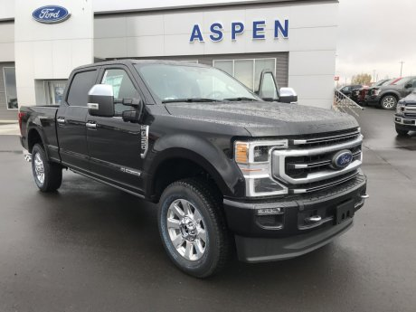 2020 Ford Super Duty F-350 SRW Platinum 6.7L Diesel