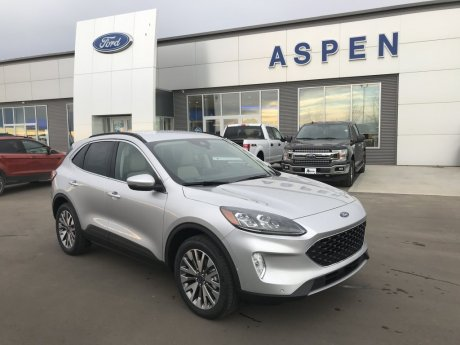 2020 Ford Escape Titanium Hybrid AWD