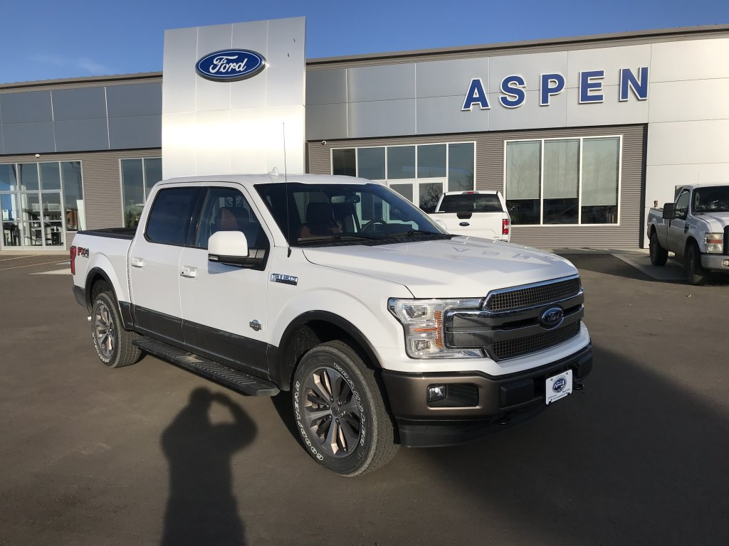 2020 Ford F-150 King Ranch - FX4 (8868) Main Image