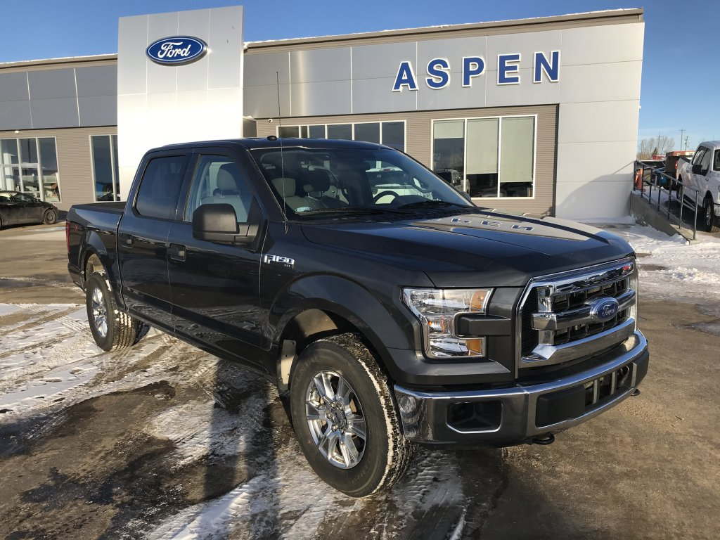2017 Ford F-150 XLT - 4x4 (8858A) Main Image