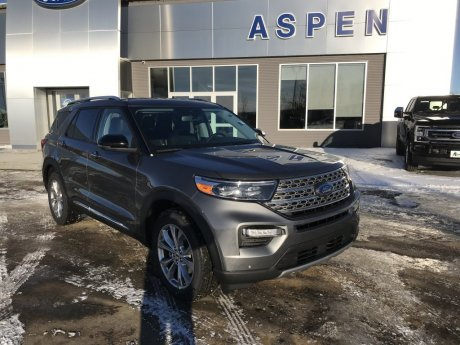 2021 Ford Explorer Limited - AWD