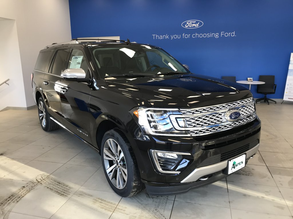 2020 Ford Expedition Platinum Max (8883) Main Image
