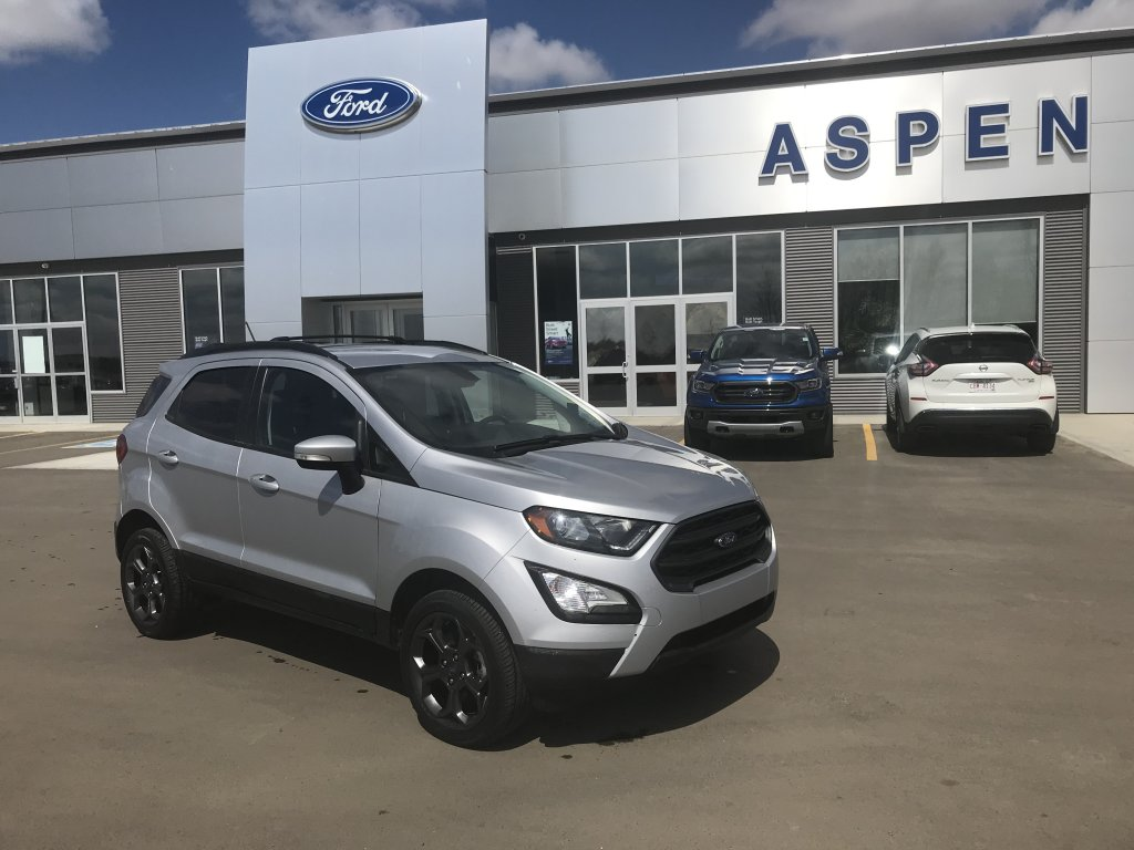 2018 Ford EcoSport SES 4wd (8968A) Main Image